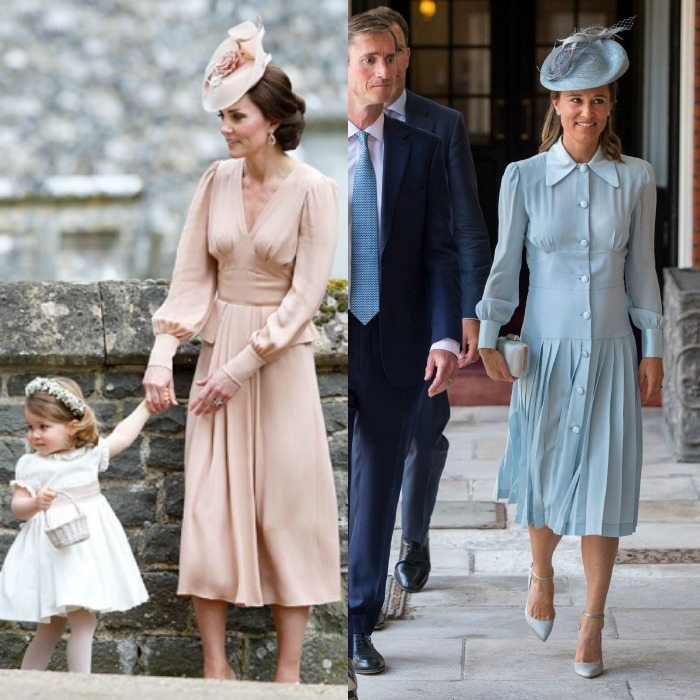 Why Kate Middletons christening outfits always have a