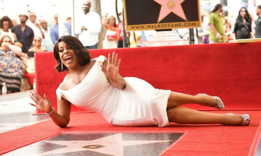 Scream, Queen! Niecy Nash was honored with a prestigious star on the Hollywood Walk Of Fame on July 11 in Hollywood.