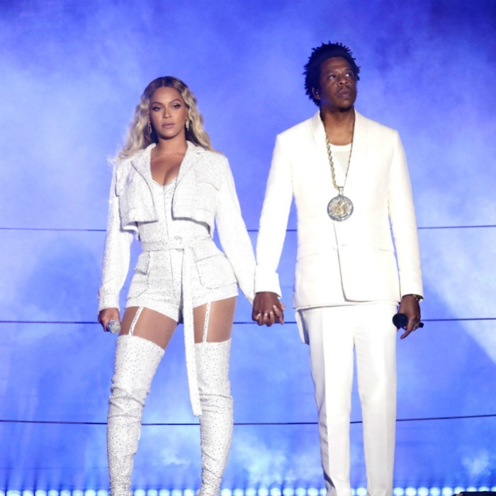 Love on top! Jay-Z and Beyoncé took Cleveland by storm on July 25, marking the first stop on the North American leg of their OTR II tour. The celebrity couple performed their show, which is a celebration of love, family and culture, flaunting a 26-person vertical orchestra and 17 dancers at FirstEnergy Stadium. 