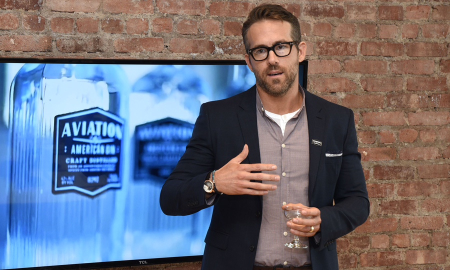 Ryan Reynolds hosted his first employee orientation as the owner of Aviation Gin. During the session, the <i>Deadpool 2</i> actor mentioned he is inspired by George Clooney, Batman and Robin. After the meeting, he met up with Blake Lively to keep the party going.
