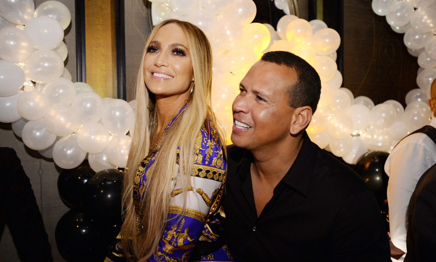 After receiving her Video Vanguard Award at the MTV VMAs, Jennifer Lopez threw an after-party for the books. The <i>Dinero</i> singer took over Beauty & Essex in downtown NYC with her loved ones including Alex Rodriguez and friends. 
